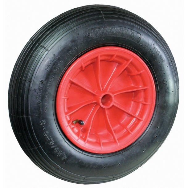 Hjul jollevogn stor / trolley wheel big
