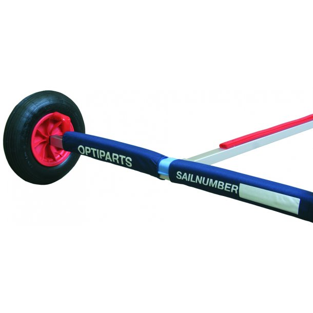 Trolley Padding kit / Beskyttelses-sæt til jollevogn