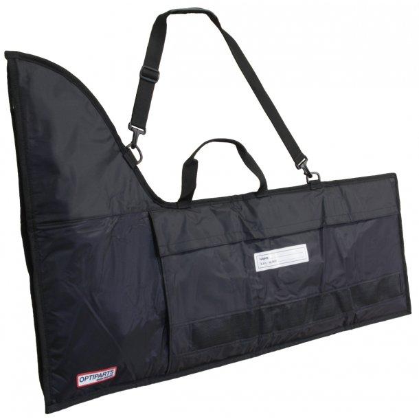 Optiparts foil bag, blue / Optipart rejsetaske, blå