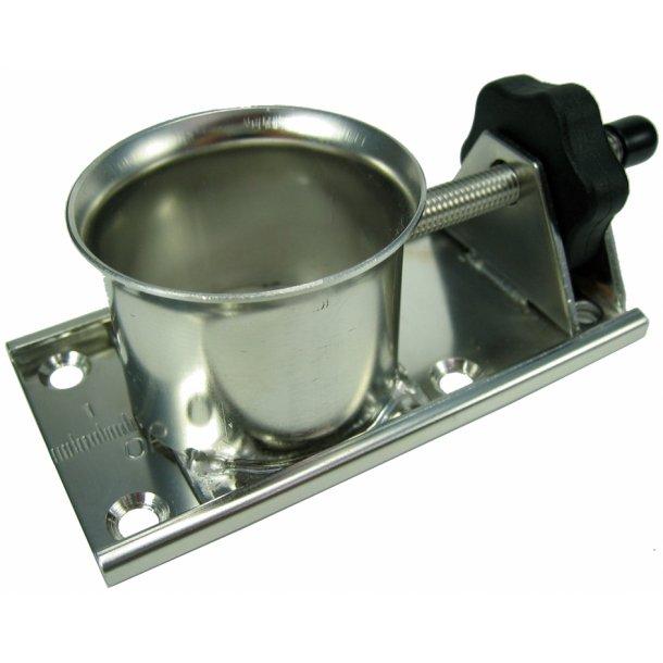 Optiparts maststep round cup / mastefod