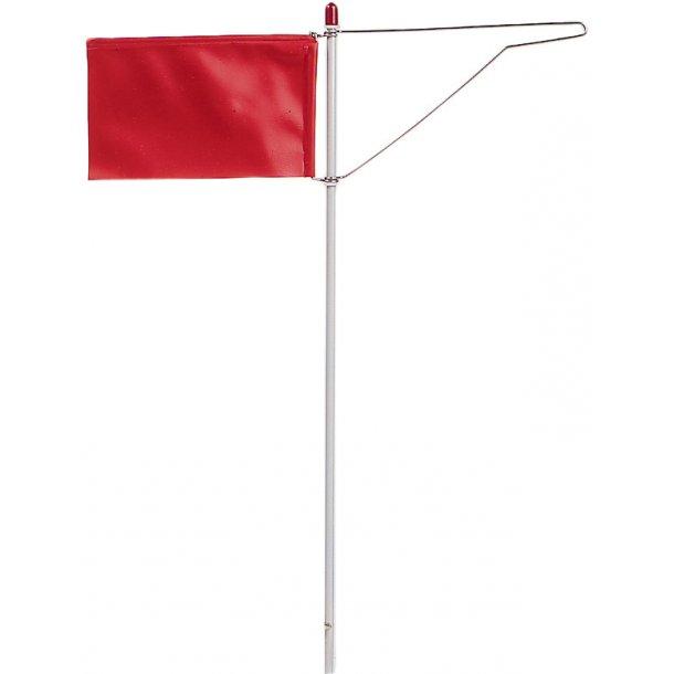 Wind indicator w. flag/ vindviser m. flag