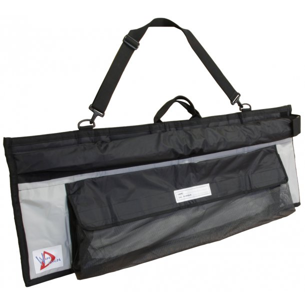 Optiparts Foil bag for laser, europe, splash etc / Ror/sværd taske