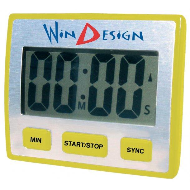 Digital Regatta Timer (yellow)