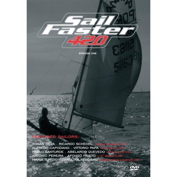 SAIL FASTER 420 DVD