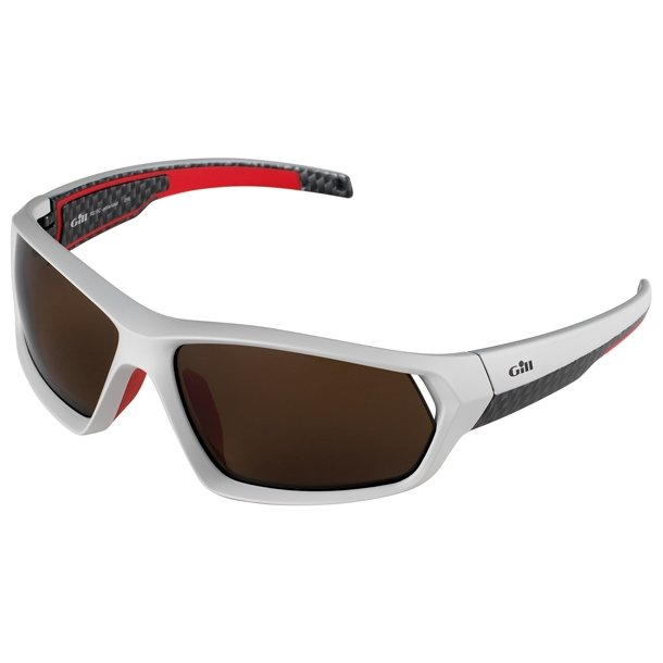 Gill rs15 race solbrille silver