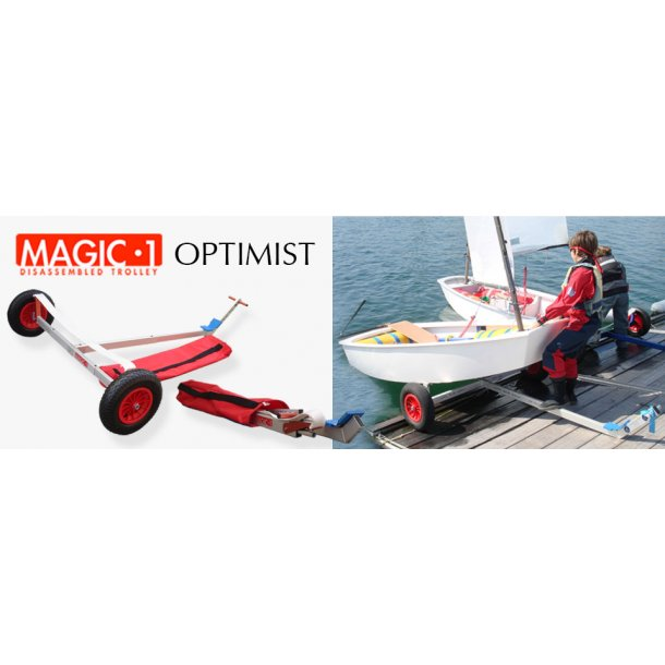 Magic trolley/jollevogn