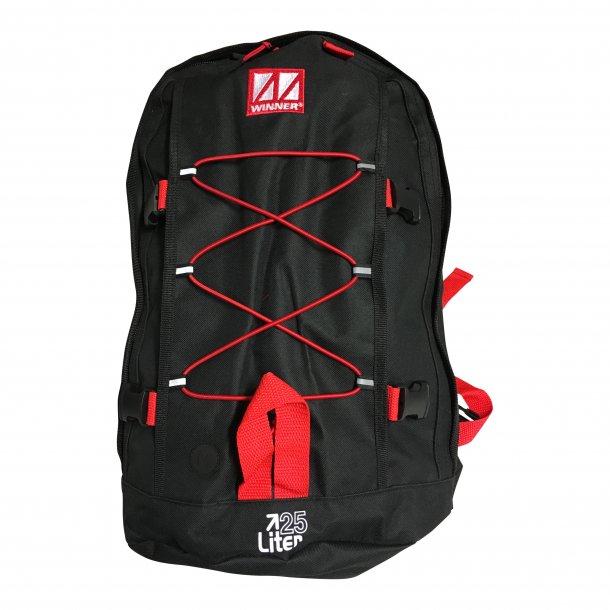 WINNER Backpack K2 Black NEW!