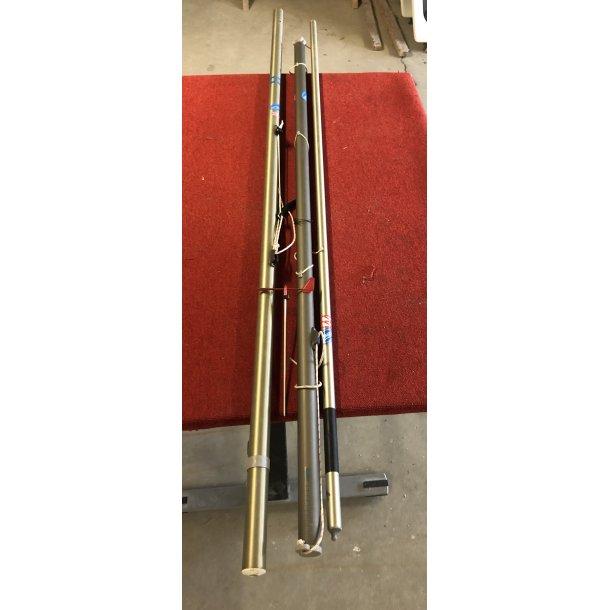 Charter Optimax rig - M4 mast, 45mm bom, 29mm spryd