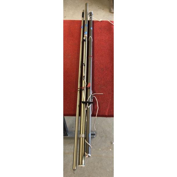 Charter  Optimax rig  -  M3 mast, 40mm bom, 27mm spryd