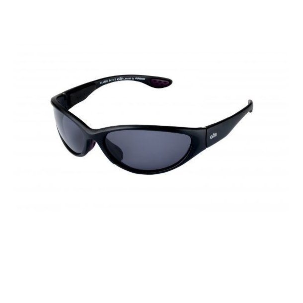 Gill Classic Sunglasses, Metal Black