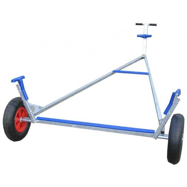 Launcing trolley - stacking