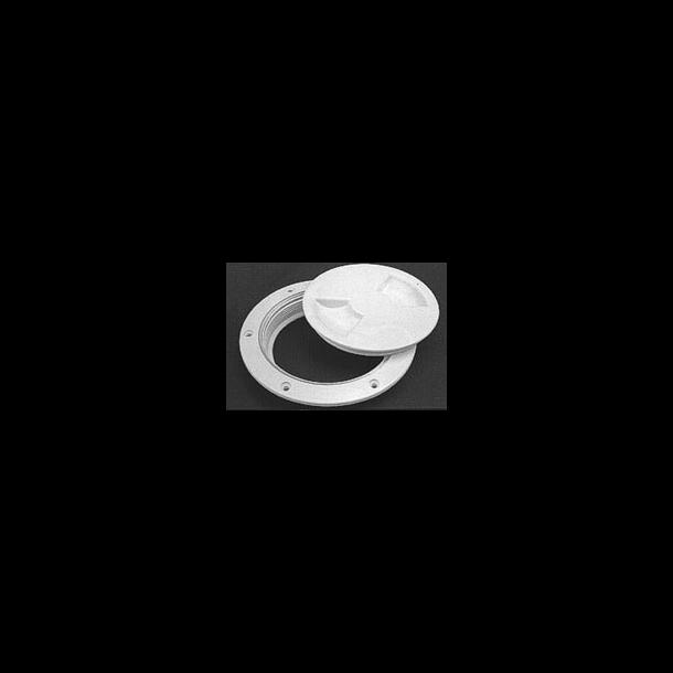 Inspection hatch, small/ Inspektionsluge lille