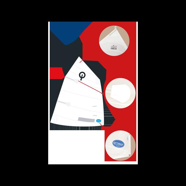 Optimax sail