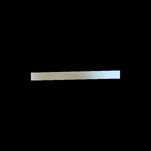 Chafe 250 Micron transparent 25x295mm (1pcs)