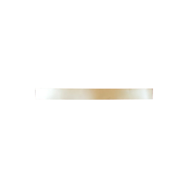 Chafe 500 Micron transparent 25x275mm (1pcs)