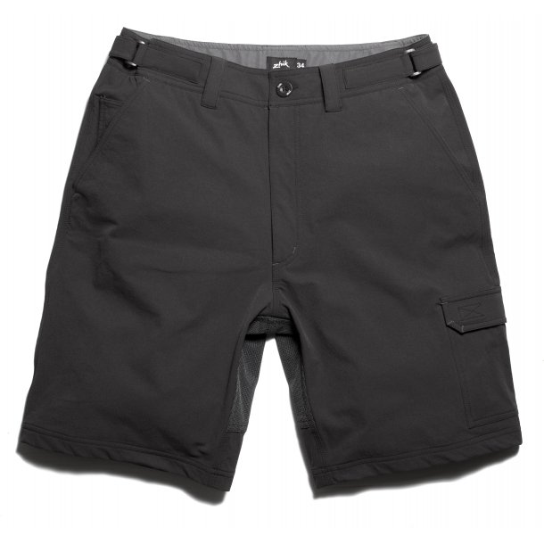 Deck Shorts, black Men
