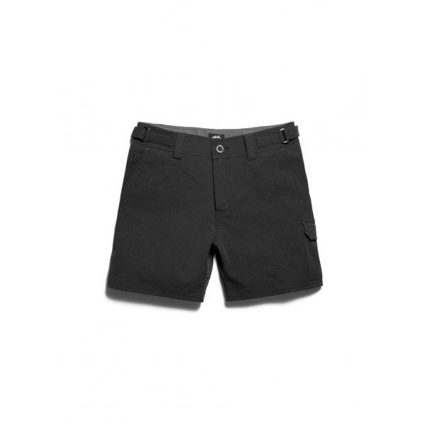 Deck Shorts, black Woman