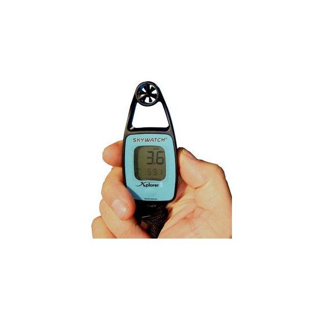 Windmeasurer handheldt Xplorer 1/ håndholdt vindmåler Xplorer 1