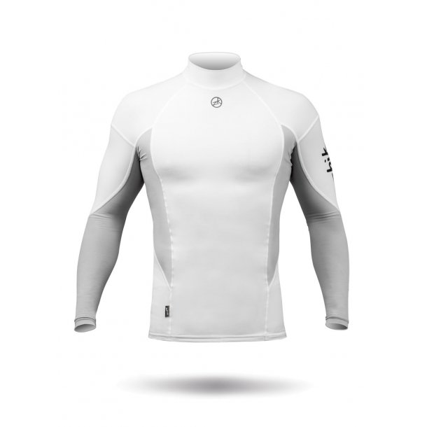 Mens Long Sleeve Spandex Top