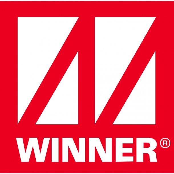 Winner Logo Sticker, 40*40mm (flat)