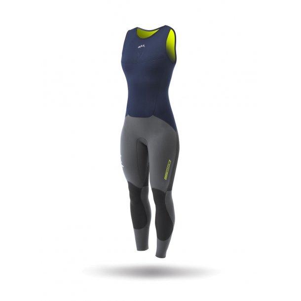 Superwarm V skiff Suit Woman