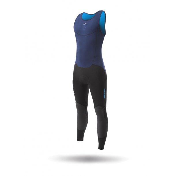 Microfleece V Skiff suit Mens